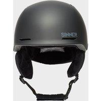 Sinner Fortune Helmet, Black