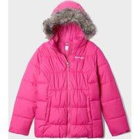 Columbia Kids' Gyroslope Ski Jacket, Pink/PNK