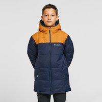 Columbia Kids' Gyroslope Ski Jacket, NVY/NVY