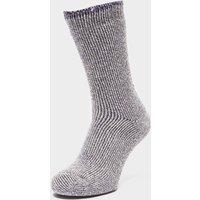 Heat Holders Women's Twist Socks, Grey/PU
