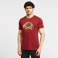 La Sportiva Men's Hipster T-Shirt, Red