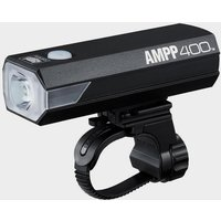 Cateye Ampp 400 Front Bike Light - Black, Black