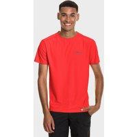 Berghaus 24/7 Tech Short Sleeve T-Shirt, Red/RED