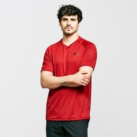 Under Armour Men's UA Tech 2.0 Novelty T-shirt, Red