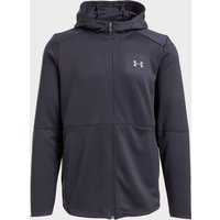 Under Armour Men's UA Mk-1 Warm Up Full Zip Hoodie, Black