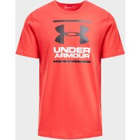 Under Armour Men's UA GL Foundation Short Sleeve T-Shirt, RED/RED
