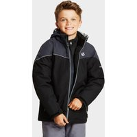 Dare 2B Kids' Oath Ski Jacket, Black/BLK