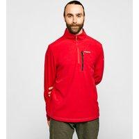 Craghoppers Evans Half Zip Fleece, Red
