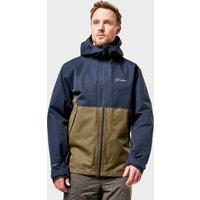 Berghaus Mens Fellmaster Waterproof Jacket  Green