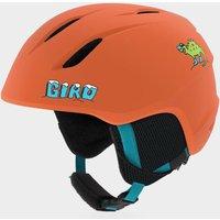 GIRO Kids' Launch Snow Helmet, Orange/ORG