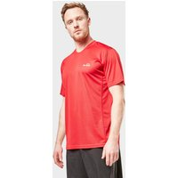 Peter Storm Men's Balance Short Sleeve T-Shirt, RED/RED
