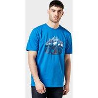 Peter Storm Mens Mountain Bike T-shirt  Blue