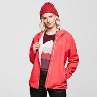 Craghoppers Womens Atlas Waterproof Jacket, Red