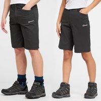 Berghaus Boys Walking Shorts  Grey