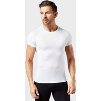 Odlo Men's Active Light Short Sleeve T-Shirt, White