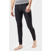 Odlo Men's Active F-Dry Light Base Layer Pants, Black