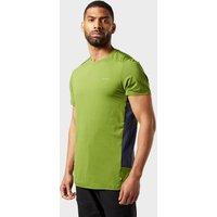 Craghoppers Men's Atmos Short Sleeved T-Shirt, Green