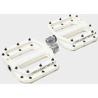 Burgtec MK4 Composite Pedals, White