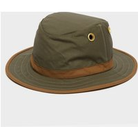 Tilley TWC7 Outback Waxed Cotton Hat, KHA/KHA