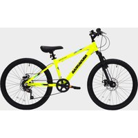 "Barracuda Kids' 24"" Beacon Mountain Bike, Yellow/YEL"