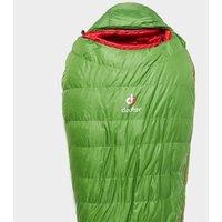 Deuter Astro Pro 400 Sleeping Bag, Green