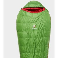 Deuter Astro Pro 400 Sleeping Bag - Green/Lgn, Green/LGN