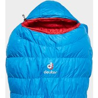 Deuter Astro Pro 600 Sleeping Bag - Blue/Mblu, Blue/MBLU