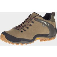 Merrell Men's Chameleon 8 Low Leather GORE-TEX Shoe, Brown