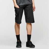 Raceface Men's Indy Shorts - Black/Black, Black/BLACK