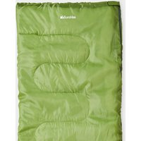 Eurohike Snooze 250 Sleeping Bag - Green/Lme, Green/LME
