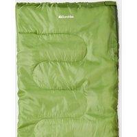 Eurohike Snooze 250 Sleeping Bag - Green/Lme, Green/LME