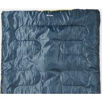 Eurohike Snooze Double Sleeping Bag - Blue/Blue, Blue/Blue