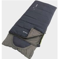 Outwell Contour Junior Sleeping Bag, Blue/DBLU
