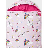 Pod Infant's Unicorn Sleeping Bag, Pink