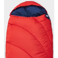 Pod Kid's Sleeping Bag, RED/RED