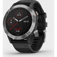 Garmin F?nix 6 Multi Sport GPS Watch, Black/BLK
