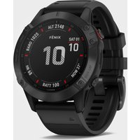 Garmin F?nix 6 Pro Multi-Sport GPS Watch, Black/BLK
