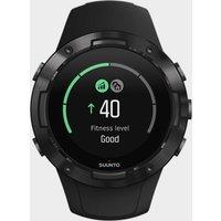 Suunto 5 Multi Sport Watch, Black/Black