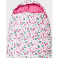Pod Kids' Sleeping Pod Flower, Pink/WHT