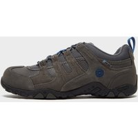 Hi Tec Men's Quadra II Walking Shoe, Grey