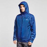 Oex Mens Cullin Waterproof Jacket - Blue/Blk, Blue/BLK