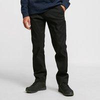 Craghoppers Mens Kiwi Pro Stretch Trousers (Regular) - Black/Blk, Black/BLK