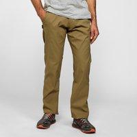 Craghoppers Mens Kiwi Pro Stretch Trousers (long)  Beige