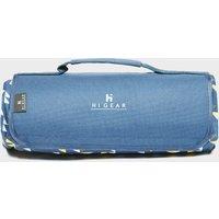 Hi-Gear Delta Picnic Blanket - Blue, Blue
