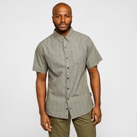Sherpa Men's Arjun Short Sleeved T-Shirt, DGY/DGY