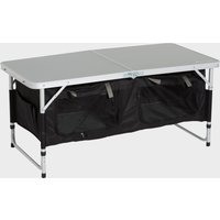 Hi-Gear Storage Table, Silver