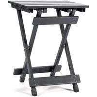 Eurohike Carson Aluminium Side Table - Gry/Gry, GRY/GRY