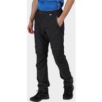 Regatta Mens Leesville II Zip-Off Trousers, Grey/GRY