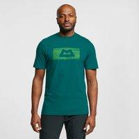 Mountain Equipment Men's King Line T-Shirt, Blue