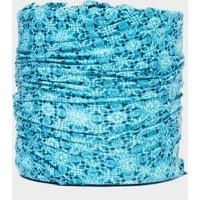 Buff CoolNet UV+ Flash Logo Neckwear, Blue/BLU